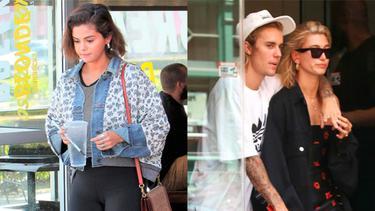 [Bintang] Hailey Baldwin - Justin Bieber - Selena Gomez