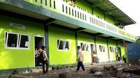 Suasana di sebuah pondok pesantren di Banyumas, Jawa Tengah. (Foto: Liputan6.com/Muhamad Ridlo)