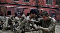 Arifin Putra dan Oka Antara punya cerita menarik saat melakoni adegan syuting yang dianggap paling menyakitkan.