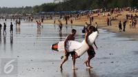 Pantai Suwuk di kawasan Puring, Kabupaten Kebumen dan Pulau Lengkuas bisa menjadi pilihan menghabiskan liburan akhir tahun.