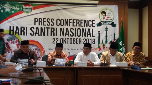 Pbnu Akan Peringati Puncak Hari Santri Nasional 22 Oktober