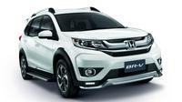 Honda BR-V yang terkesan gagah, dilengkapi aksesoris Modulo Sport Package (Honda)