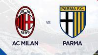 Liga Italia: AC Milan vs Parma. (Bola.com/Dody Iryawan)