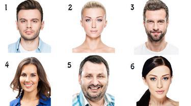 Pilih Orang yang Paling Menarik, Jawabannya Ungkap Kepribadianmu