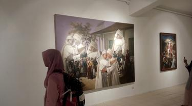 pameran Babad Diponegoro