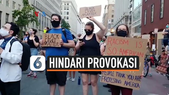 hindari provokasi