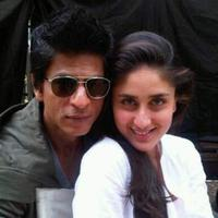 Shahrukh Khan dan Kareena Kapoor. foto: business of cinema