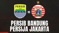 Piala Menpora - Persib Bandung Vs Persija Jakarta (Bola.com/Adreanus Titus)