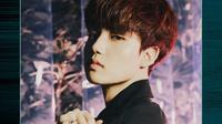 Doyoung Treasure. (YG Entertainment via Soompi)