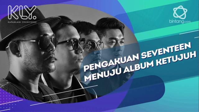 Menuju album ketujuh, Seventeen ungkap pengakuan untuk penggarapannya.