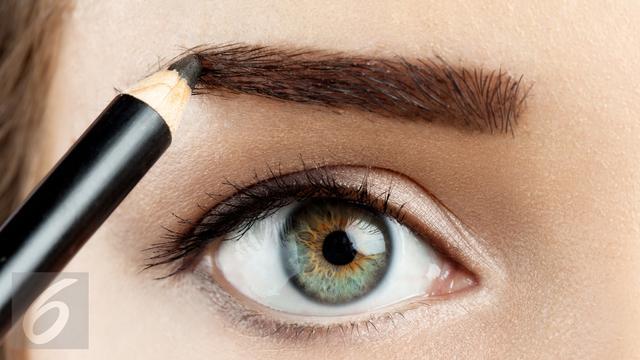 9 Cara Membuat Alis Mata Natural Mudah Untuk Pemula Hot Liputan6 Com