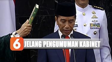 Presiden Jokowi juga menyampaikan lima visi untuk kemajuan bangsa Indonesia di masa mendatang.