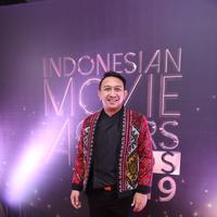 Augie Fantinus (Adrian Putra/Fimela.com)