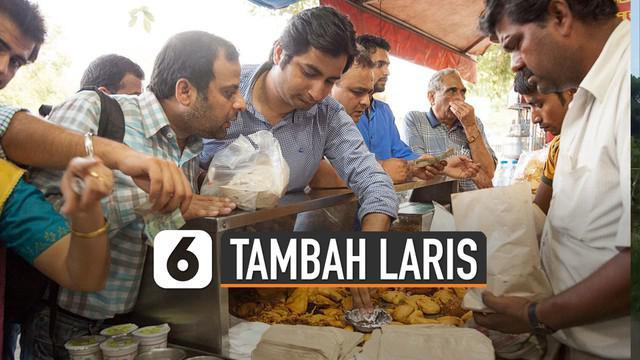 Setelah ramai didatangi pembeli, pemilik warung justru mempolisikan blogger yang mempromosikan warungnya.