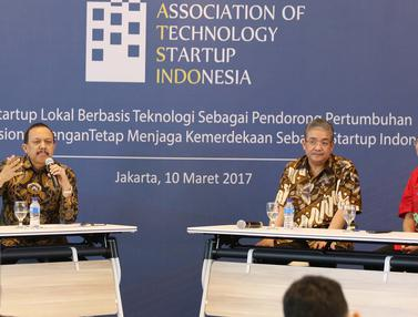 Diskusi Technology Startup Indonesia