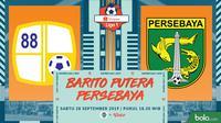 Shopee Liga 1 - Barito Putera Vs Persebaya Surabaya (Bola.com/Adreanus Titus)