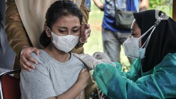 Update 19 September, 1.409.387 Orang Ikut Vaksinasi COVID-19 Dalam Sehari