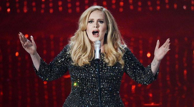 Adele (AFP/Kevin Winter)