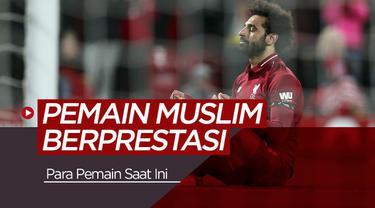 Berita video para pesepak bola muslim yang berprestasi pada saat ini.