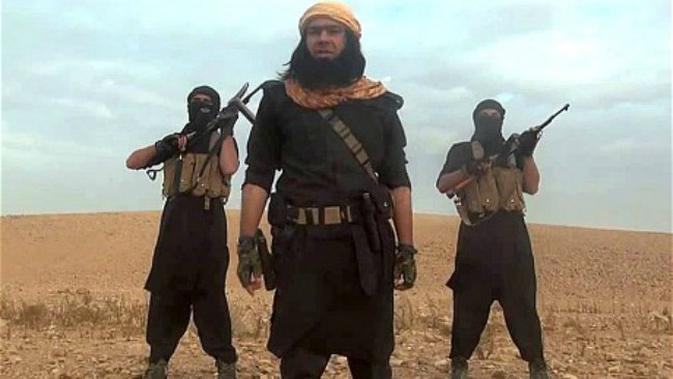 Ilustrasi cuplikan video propaganda ISIS. (Sumber Wikimedia Commons)