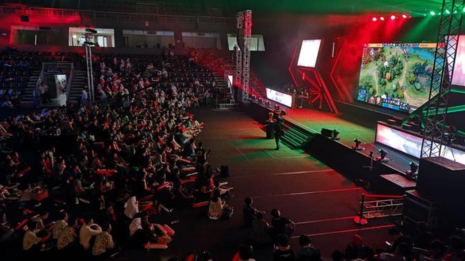 JD.ID HSL 2018 sukses digelar di Britama Arena, Jakarta. (Doc: HSL)