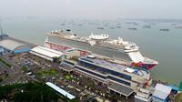 Pelindo III mencatat 153 rencana kedatangan kapal pesiar di sejumlah pelabuhan yang dikelola oleh perseroan di tahun 2019 ini. (Foto: Pelindo III)