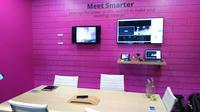 Smart Meeting Room. Dok: Tommy Kurnia/Liputan6.com