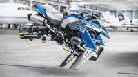 BMW Motorrad hasilkan motor konsep hasil kerja sama dengan LEGO