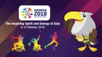 Banner Asian Para Games 2018 (Liputan6.com/Abdillah)