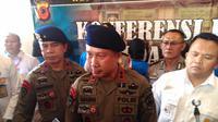 Kapolda Jabar Irjen Agung Marwoto angkat bicara soal kematian ASN yang ditahan di Mapolres Subang. (Liputan6.com/Aditya Prakasa)