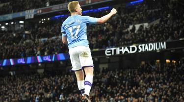 Manchester City Taklukkan Sheffield United