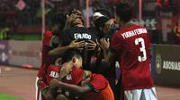 Timnas Indonesia U-16. (Bola.com/Aditya Wany)