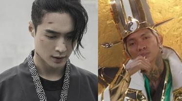 Lay EXO dan Young Lex (SM ENtertainment via Soompi - tangkapan layar Youtube/ Young Lex)
