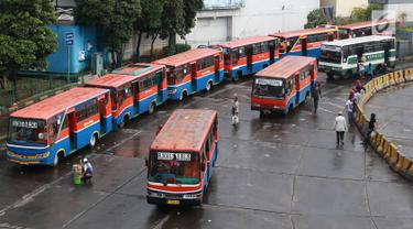 Pemprov DKI Targetkan 312 Bus Sedang Gabung Jak Lingko