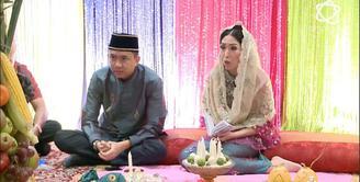 Ayu Dewi dna Regi Datau menceritakan bagaimana mereka merawat anak keduanya, Aqlan.