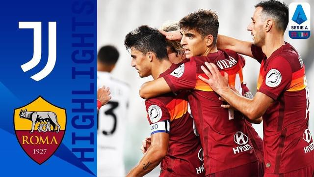 Berita Video Highlights Serie A, Absennya Cristiano Ronaldo Membuat Juventus Ditaklukkan AS Roma 1-3
