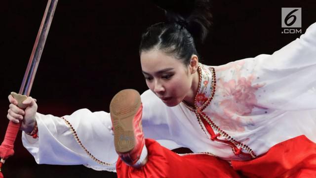 Lindswell Kwok berhasil menyabet medali emas dalam Asian Games 2018 melalui cabang olahraga Wushu. Ia menyebut akan segera pensiun setelah Asian Games selesai digelar.