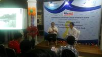 YKAKI Yogyakarta mendapat donasi kemanusiaan dari Alfamart (Liputan6.com/ Switzy Sabandar)