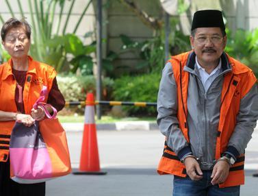 KPK Kembali Periksa Pemilik PT Jasa Promix Nusantara dan Direktur PT WKE