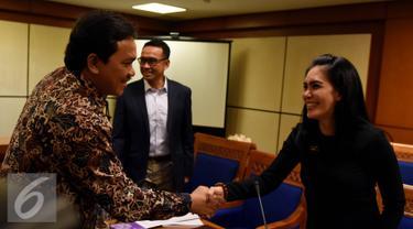 20151022-Rapat-Pansus-Pelindo-II-Jakarta-Rieke-Diah-Pitaloka-Achsanul-Qosasi