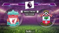 Premier League_Liverpool Vs Southampton (Bola.com/Adreanus Titus)