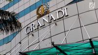 Penampakan Gedung Granadi di Jalan HR Rasuna Said Kuningan, Jakarta, Rabu (21/11).Kejaksaan Agung mengatakan tidak akan berhenti memburu aset milik Yayasan Supersemar hingga mencapai Rp 4,4 triliun. (Liputan6.com/JohanTallo)