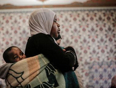 Melihat Warga Muslim Afrika Selatan Laksanakan Salat Tarawih Pertama