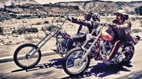 Chopper di Film Easy Rider.