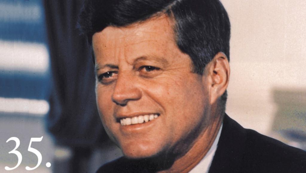 Berikut sederet kutipan John F Kennedy yang mendunia. (Sumber foto: WhiteHouse.gov)
