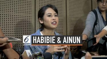 Aktris muda berbakat, Maudy Ayunda mendapat peran ganda dalam project film Habibie & Ainun 3. Selain memerankan tokoh Ainun kala muda, ia juga dipercaya untuk membawakan original soundtrack film tersebut.