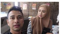 Raffi Ahmad dan Laudya Cynthia Bella (YouTube/ Rans Entertainment)