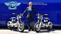 Fédération Internationale de Motocyclisme (FIM) siapkan motor listrik untuk kebutuhan MotoGP dan WSBK. (Rideapart)