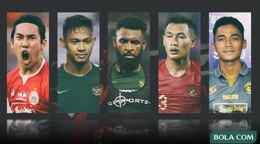 Trivia - Bek Timnas Indonesia