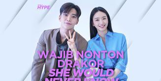She Would Never Know, Drakor Romantis Terbaru Rowoon SF9 dan Won Jin Ah